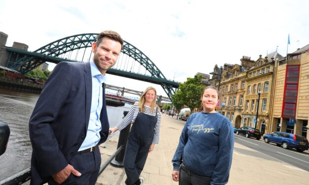Scream For Pizza Opens New Base On Newcastle Quayside