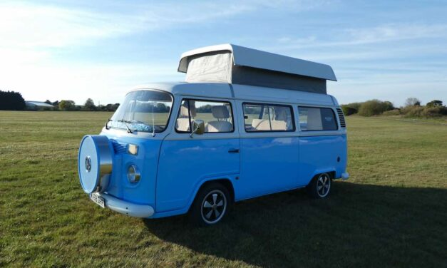 PaulCamper reveals campervans and motorhomes with October half term availability for a fun-filled family getaway
