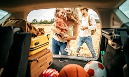 Staycation 2021: unreliable & overpacked cars, unfamiliar roads, mystery road signs