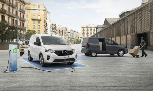 Nissan reveals the all-new Townstar van: A game changer within the LCV market