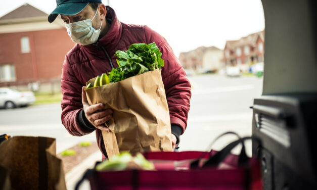 Spike in delivery drivers predicted as furlough ends