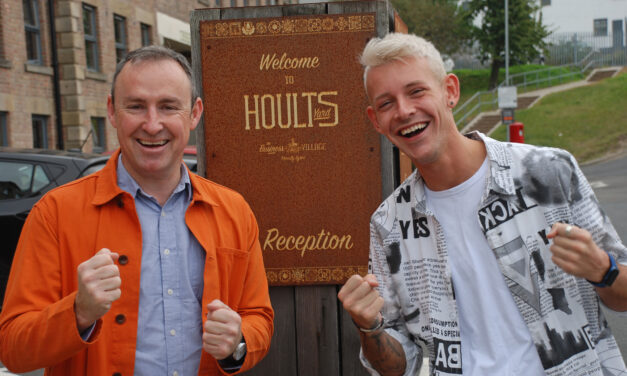 The buzz is back at Hoults Yard