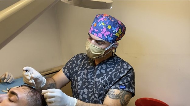 Is an HIV Positive Person a Candidate for Hair Transplant? – Bravo Hair Clinic