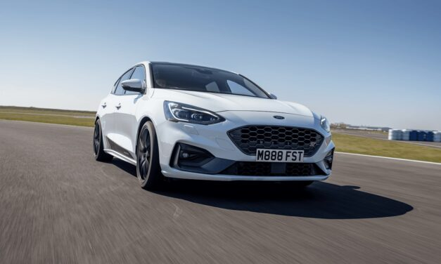 True potential of Ford Focus ST unleashed with new mountune performance upgrade kit