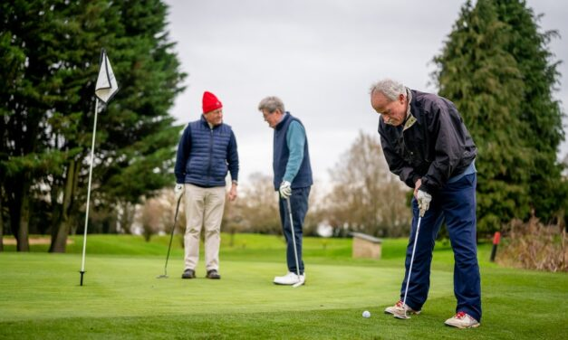 Get Golfing With The Family