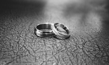 The norms of wearing wedding bands and wedding rings