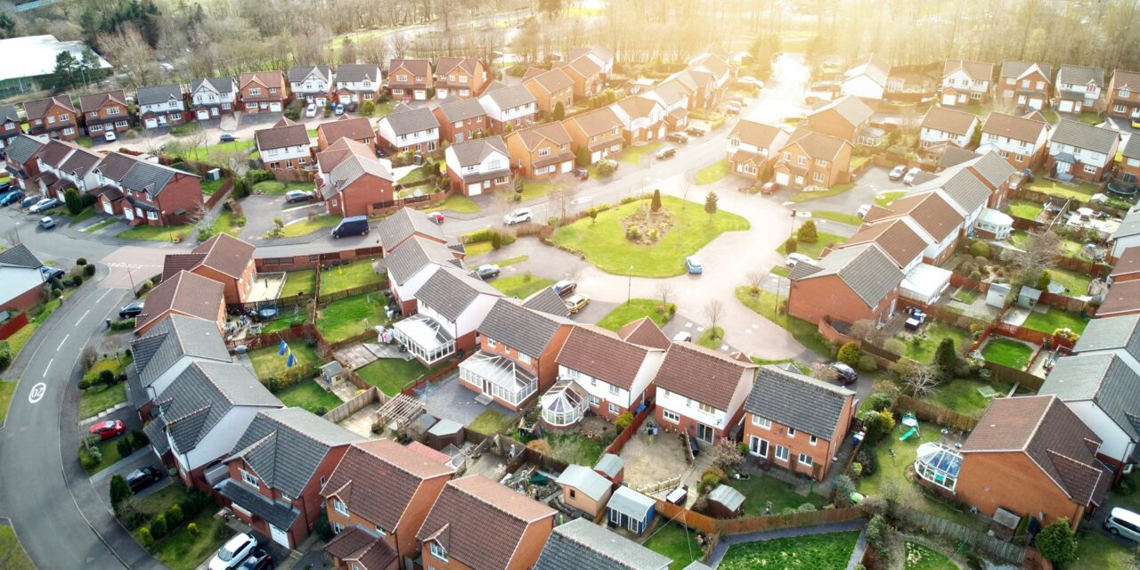 North East is one of the most profitable areas for south-facing gardens in England