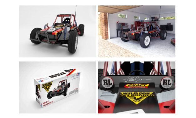 Tamiya Wild One MAX: Re-release with a difference
