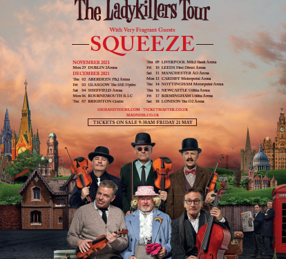 Madness announce The Ladykillers tour with very fragrant guests Squeeze