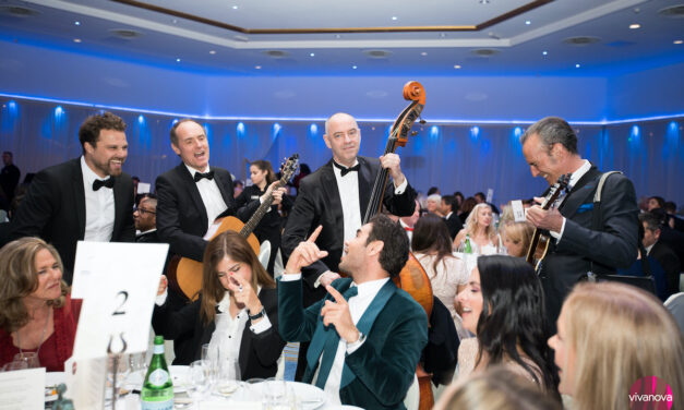 Club Vivanova hosts luxury 2021 gala in Monaco with a purpose, raising funds for those in need