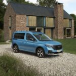 Ford Unveils All-New Tourneo Connect Multi-Activity Vehicle with Space and Versatility for Work Weeks and Family Fun
