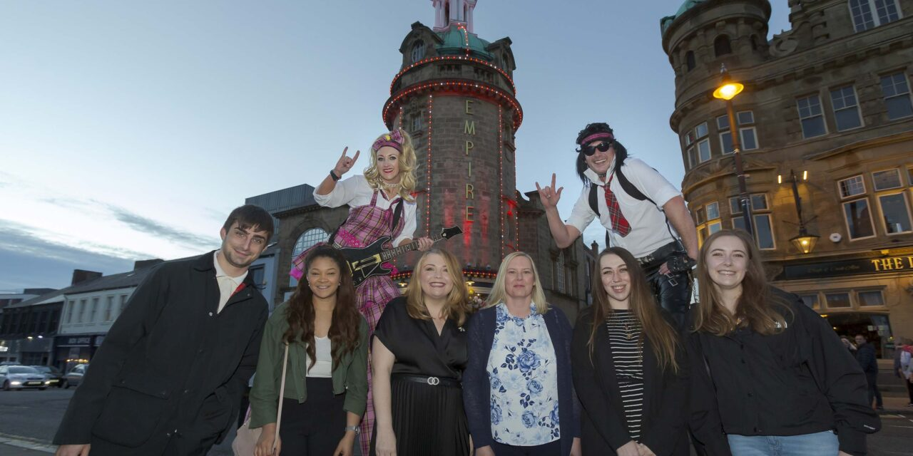Sunderland theatre's rock-solid reward for city students
