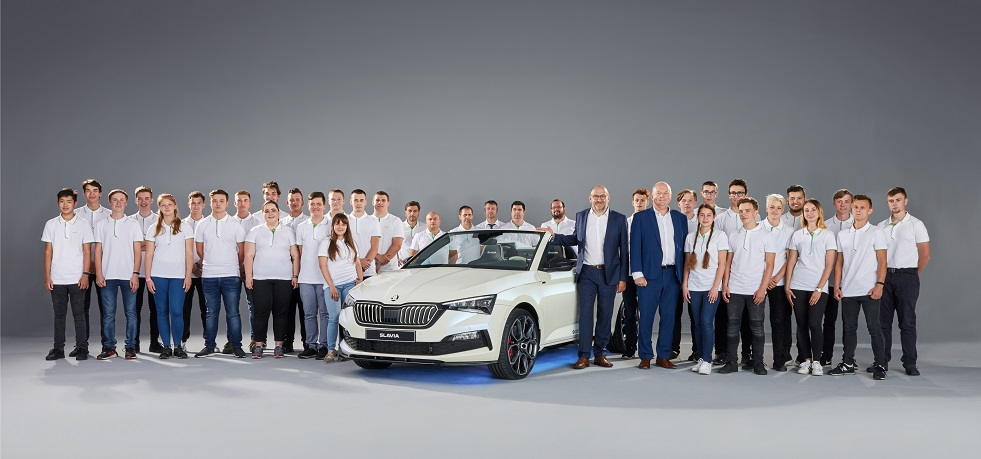Project launch for the eighth ŠKODA student car