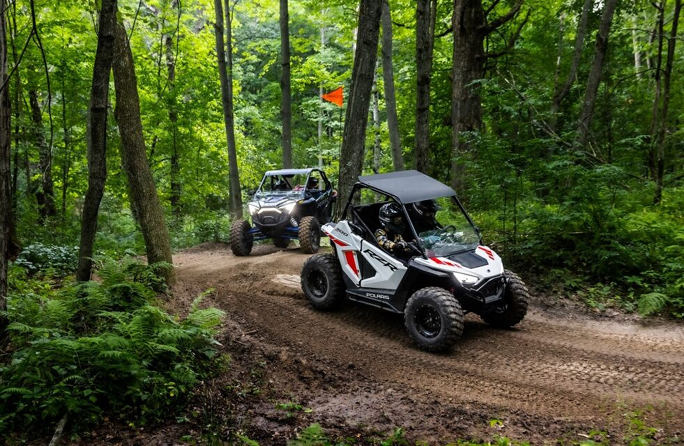 Polaris expands its Youth line-up with the RZR 200 EFI