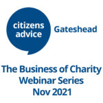 'The Business of Charity' Webinar Series