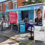 LAST CHANCE TO VISIT THE CANCER AWARENESS ROADSHOW IN HEXHAM THIS YEAR