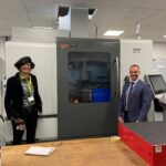 Newcastle College praised for employer partnerships by Shadow Digital Minister