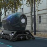As part of The Urban Collëctif, Citroën, Accor and JCDecaux, invent the urban mobility of tomorrow, autonomous and for everyone