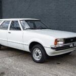 1977 Ford Cortina Estate with just 4,400 miles heads to Car & Classic auction