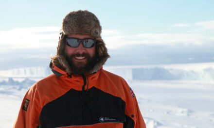 A career in Earth Science that went from Swaledale to Antarctica
