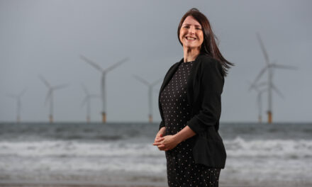 Experienced industry specialist appointed as Energi Coast Cluster Manager