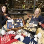 How a North East luxury hamper provider is bringing joy to sick children and their families this Christmas