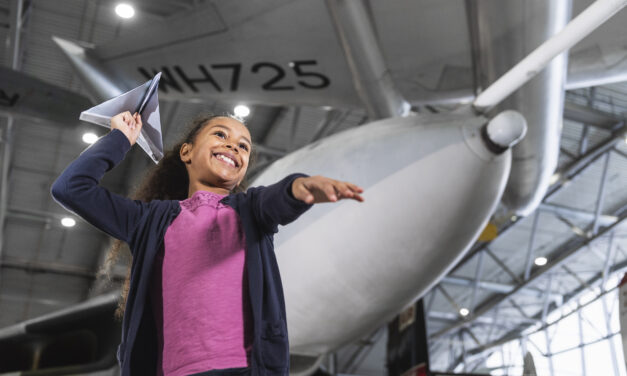 Fly into the School Holidays at IWM Duxford