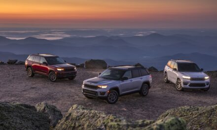 All-new 2022 Jeep Grand Cherokee, the most technologically advanced, 4×4-capable and luxurious Grand Cherokee yet