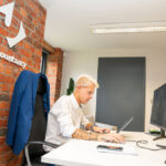 'Posterboy' Jay breaking the mould of accountants