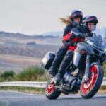 Ducati presents the new Multistrada V2: the pleasure of travelling, every day