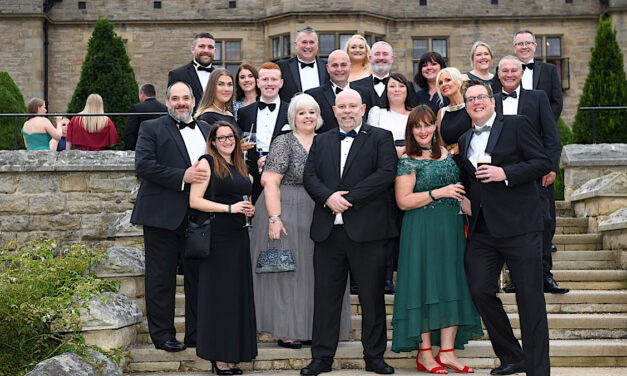 Military v Cancer event at Slaley Hall raises £28,000 for UK cancer charities