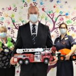 Hospital toy appeal aims higher than ever thanks to motor dealer's support
