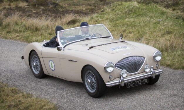 Bespoke Rallies announces one-off Cotswold event that includes a tour of the British Motor Heritage factory