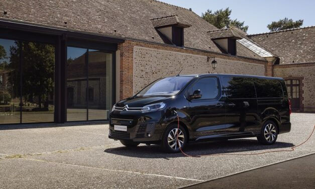 Citroën UK expands New ë-SpaceTourer electric range with two new XL variants