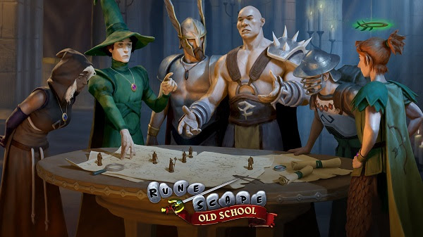 Official Clan support arrives in Old School RuneScape today