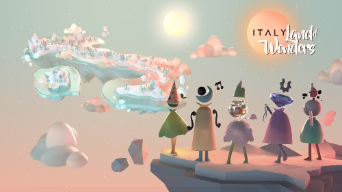 he Italian Ministry of Foreign Affairs publishes its first video game