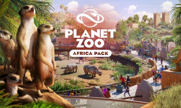 Planet Zoo: Africa Pack – How to care for the game's newest animals