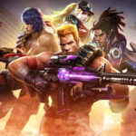 CONTRA RETURNS, A NEW ENTRY TO THE CLASSIC ACTION GAME FRANCHISE, LAUNCHES ON MOBILE DEVICES THIS SUMMER