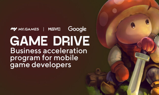 Applications Open for Game Drive 2.0 – Accelerator Progamme from MY.GAMES and Google