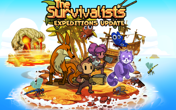 A new journey awaits as The Survivalists' Expeditions Update launches on consoles today